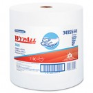 WYPALL X60 Wipers, Jumbo Roll, 12 1/2 x 13 2/5
