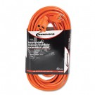 Indoor/Outdoor Extension Cord, 50 Feet, Orange