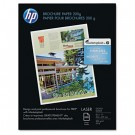 Laser Brochure Paper, Glossy, 52 lb, 8-1/2 x 11, 100 Sheets/Pack