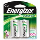e? NiMH Rechargeable Batteries, C