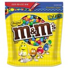 Milk Chocolate Coated Candy w/Peanut Center, 42 oz Bag