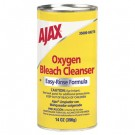 Oxygen Bleach Easy-Rinse Formula Cleanser, No Chlorine,14oz