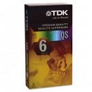 High Grade Standard VHS Videotape Cassette, 120 Minutes