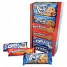 Variety Pack Cookies, Assorted, 1 3/4 oz Packs, 12 Packs/Box
