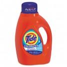 Coldwater Liquid Laundry Detergent, Fresh Scent, 50 oz. Bottle