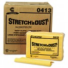 Stretch ̥n Dust Cloths, 12 3/5 x 17, Yellow