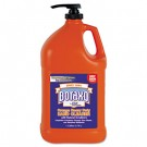 Heavy Duty Hand Cleaner with Scrubbers, Orange, 1 Gallon