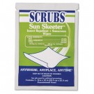 Scrubs Sun Skeeter Insect Repellent/Sunscreen Wipes