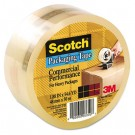 "3750 Commercial Grade Packaging Tape, 2"" x 60yds"