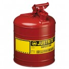 Safety Can, Type I, 5 Gal, Red