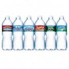 Bottled Spring Water, .5 Liter, Bottles, 24/Carton