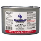 Methanol Gel Chafing Fuel Can, 2-1/2 Hour Burn, 7 oz