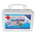 Professional/Office First Aid Kit for 25 People, 158 Pieces, Plastic Case