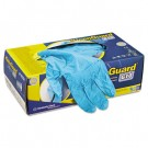 KLEENGUARD G10 Blue Nitrile Gloves, Powder-Free, Blue, X-Large