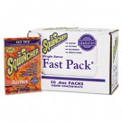 Fast Pack Drink Package, Orange, .6 Oz Packet