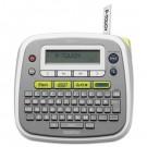 P-Touch PT-D200 Label Maker, 2 Lines, 6-1/2w x 6-1/2d, 10-3/8h