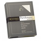 Parchment Specialty Paper, Ivory, 24 lbs., 8-1/2 x 11, 500/Box
