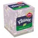 KLEENEX Lotion Facial Tissue, 3-Ply, 75 Sheets