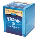 Cool Touch Facial Tissue, 3 Ply, 50 Sheets per Box, 27 per Carton