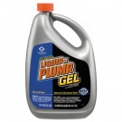 Liquid Plumr Heavy-Duty Clog Remover, Unscented, Gel, 1 qt. Bottle