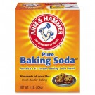 Baking Soda, 16 oz Box