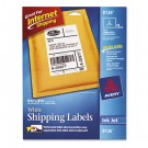 Shipping Labels with TrueBlock Technology, 5-1/2 x 8-1/2, White, 50/Pack