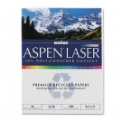 ASPEN Laser Paper, 96 Brightness, 24lb, 8-1/2 x 11, White, 500 Sheets/Ream