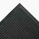 Super-Soaker Wiper Mat w/Gripper Bottom, Polypropylene, 36 x 60, Charcoal