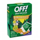 Deep Woods Towelettes