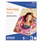 Glossy Photo Paper, 60 lbs., Glossy, 8-1/2 x 11, 100 Sheets/Pack