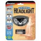 LED Headlight, Green