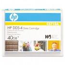 "1/8"" DDS-4 Cartridge, 150m, 20GB Native/40GB Compressed Capacity"