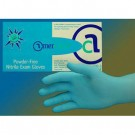 NITRA-FLEX Nitrile Exam Gloves, Small, Powder-Free, Blue