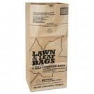 Lawn & Leaf Bags, 16w x 12d x 35h, Kraft