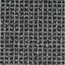 Oxford Wiper Mat, Olefin, 48 x 72, Gray/Black