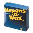 Dispens-A-Wax Waxed Deli Patty Paper Sheets, 6 x 6, White, 1000/Box