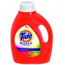Laundry Detergent with Bleach, Original Scent, Liquid, 2.3 qt. Bottle