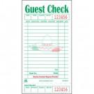 Guest Check Book, Gracias, 50/Book