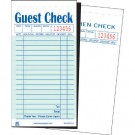 Guest Check Book, Carbon Duplicate, 3 1/2 x 6 7/10